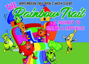 Narembeen Children's Week Event ' The Rainbow trail - journey to health & happiness'