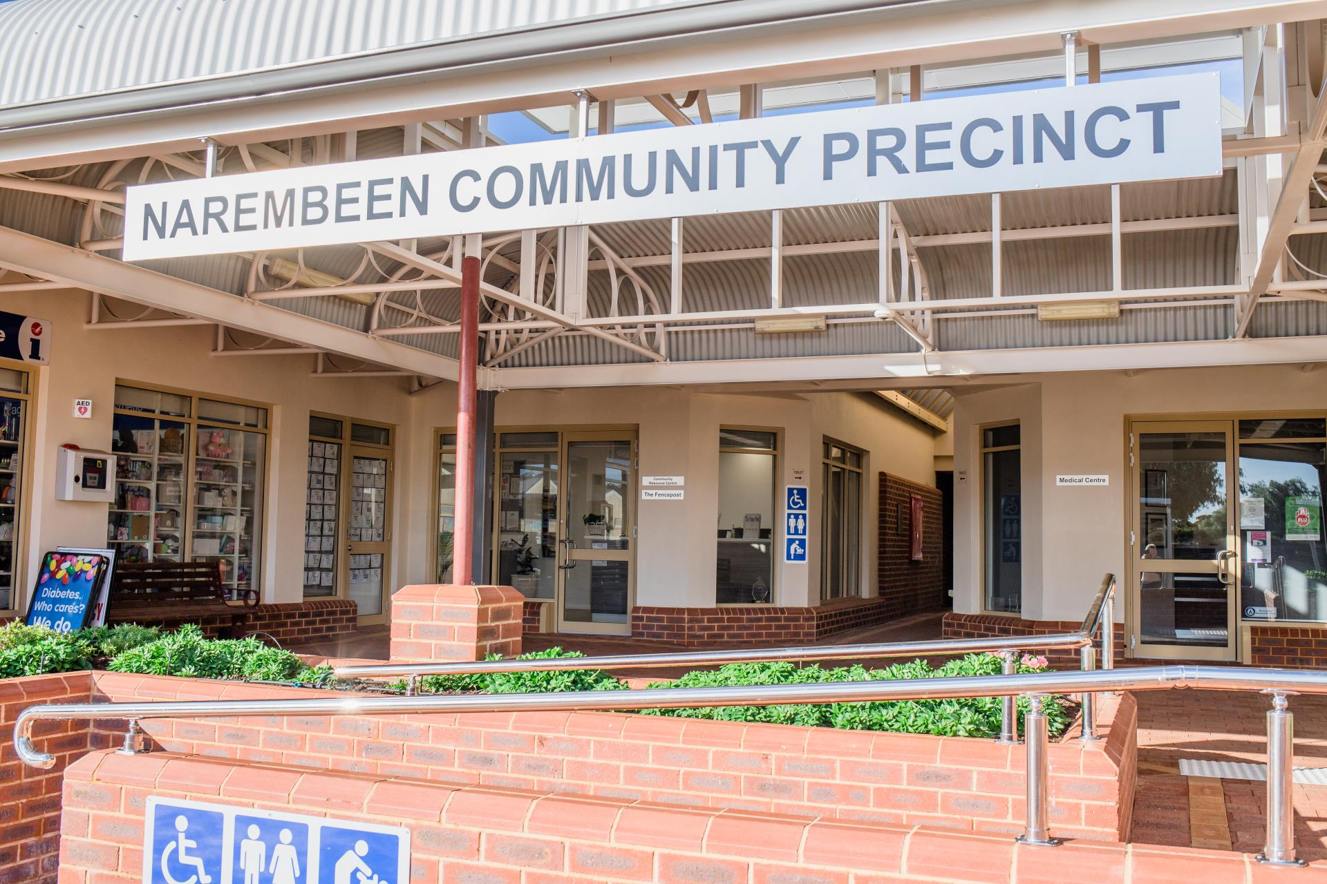 Narembeen Community Precinct - Official Opening