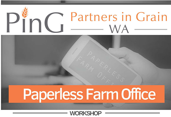 Ping - Paperless Farm Workshop