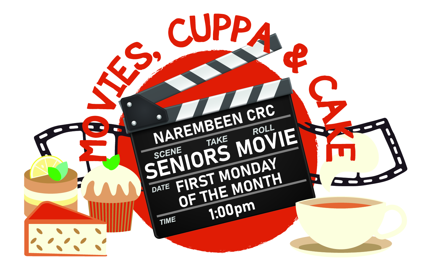 Seniors Movie Poster