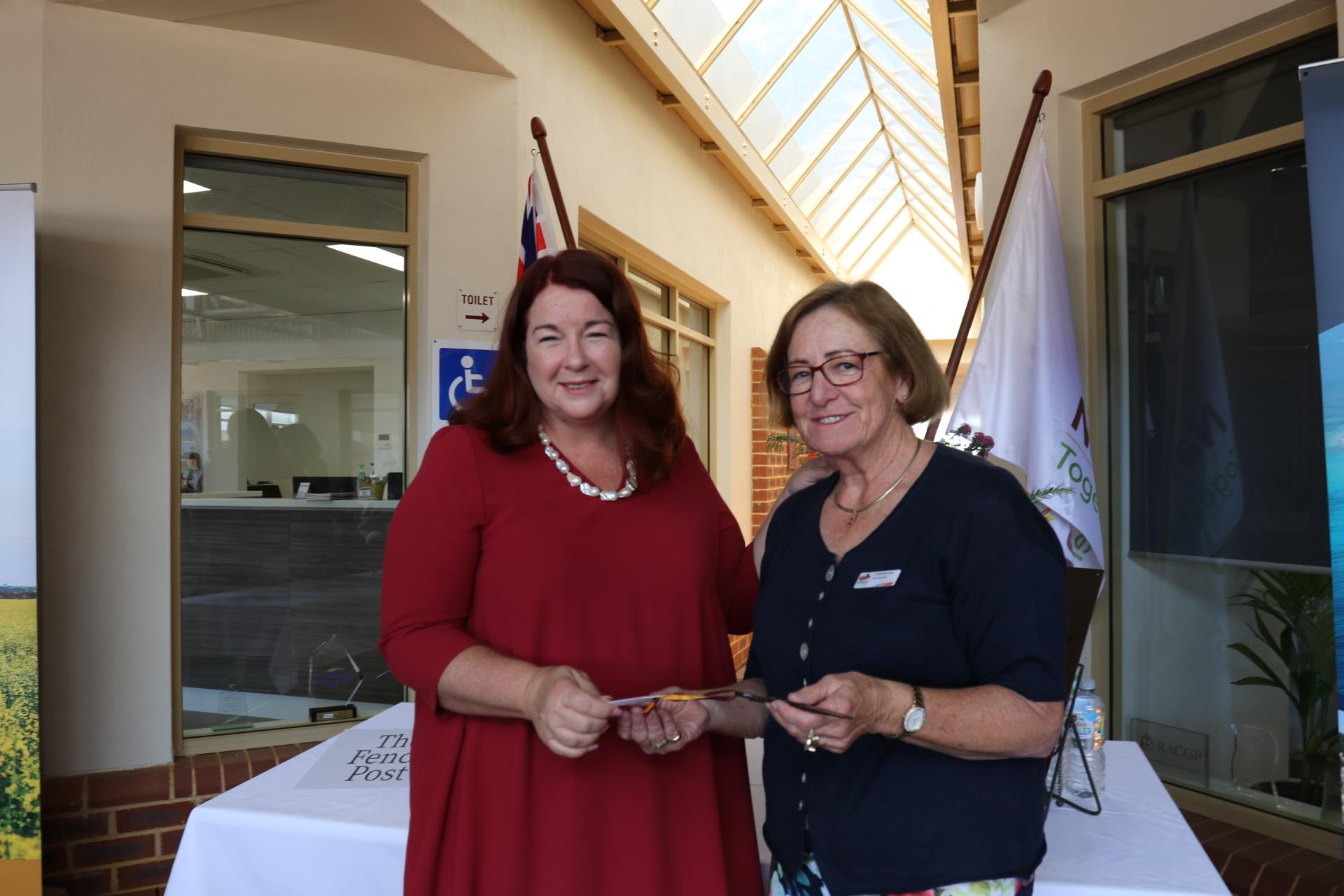 Narembeen Community Precinct Officially Opens