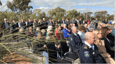 Collocated Emergency Services Centre opens in Narembeen